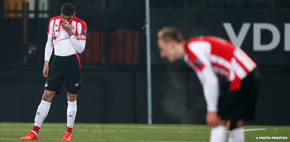 PSV U21 slip to defeat in closing stages