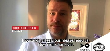 Shop local, our local businesses need us