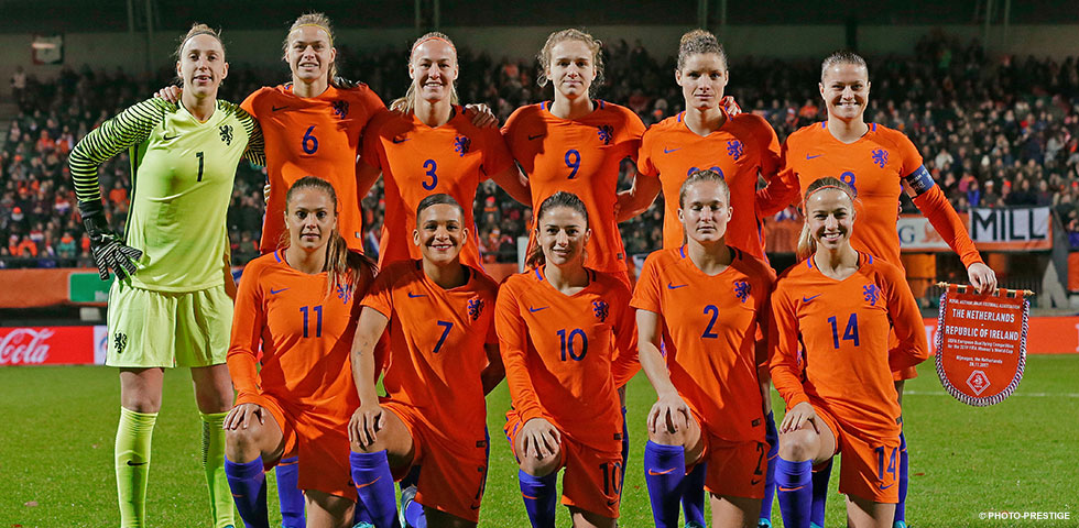 Primeur: interland Oranjevrouwen in Philips Stadion