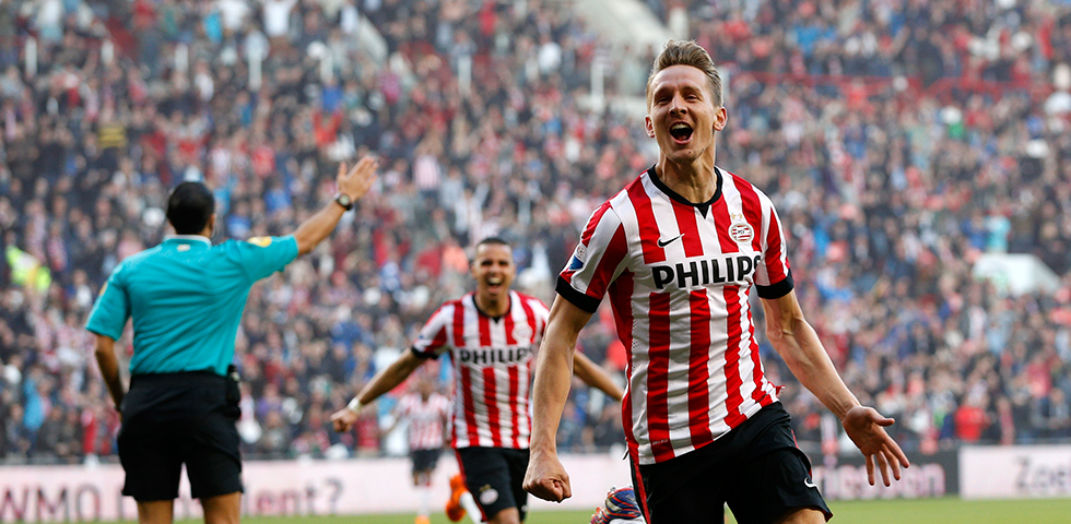 PSV crowned Eredivisie champions after a 4-1 win