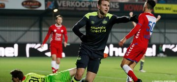 PSV U21 ease to a 4-1 win over FC Utrecht U21