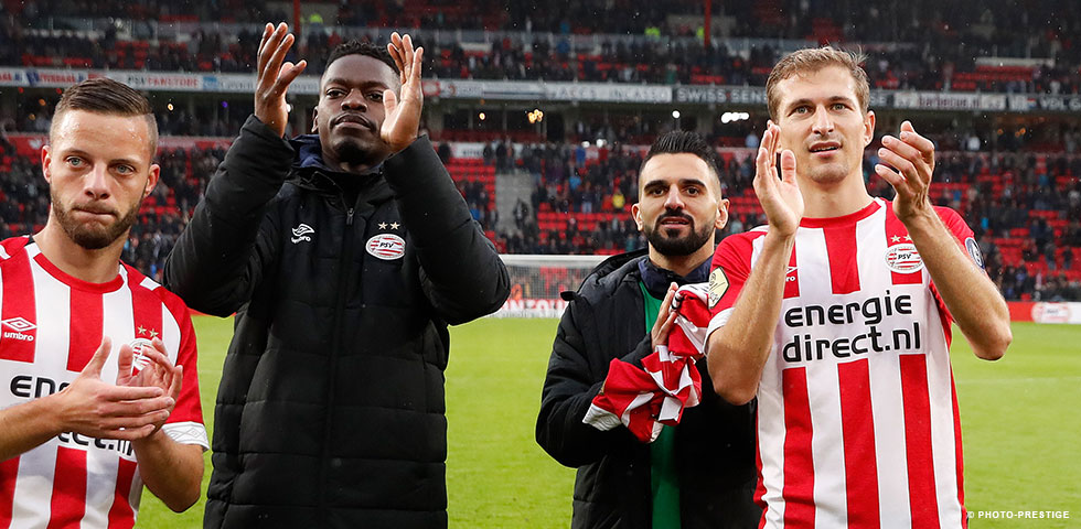 PSV v AZ  - team news