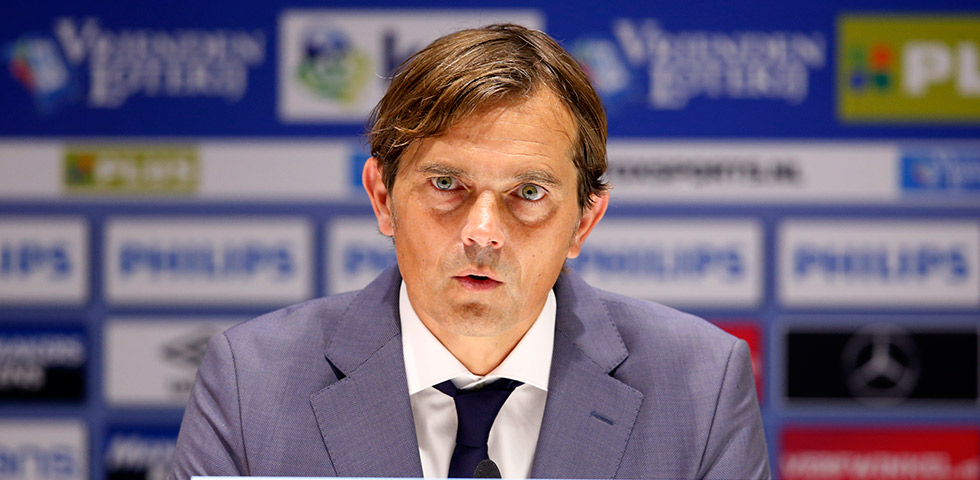 Cocu very satisfied with 3-1 win