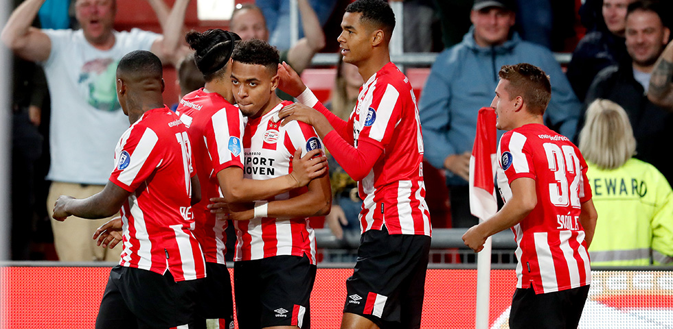 PSV claim first win of the season with 3-1 victory against ADO