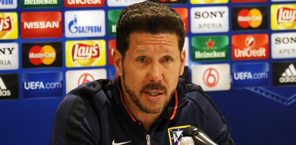 Diego Simeone: 'PSV are clinical'
