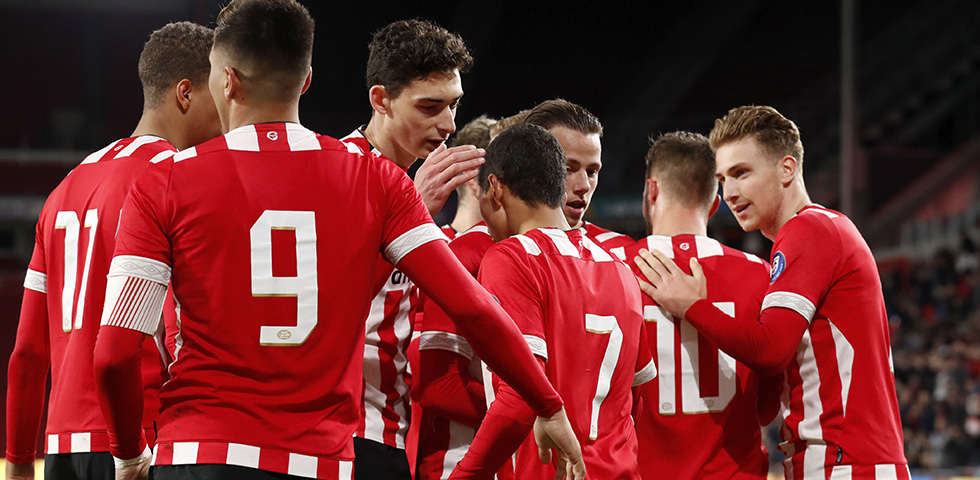 PSV U21 finish third after 2-0 win against Telstar