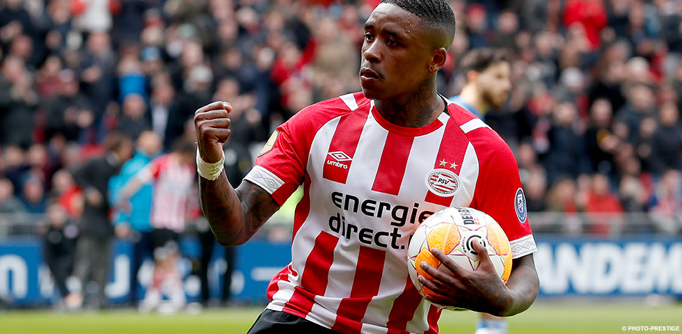 PSV level on points with Ajax after 2-1 win over De Graafschap