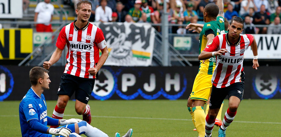 PSV could not hold on for a win in Den Haag