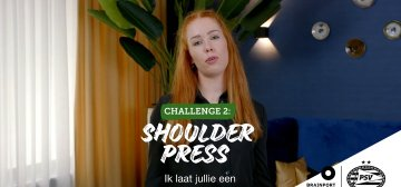 Jumbo Work Out | Shoulder Press