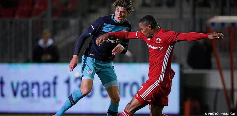 PSV U21 slip to first defeat of the season