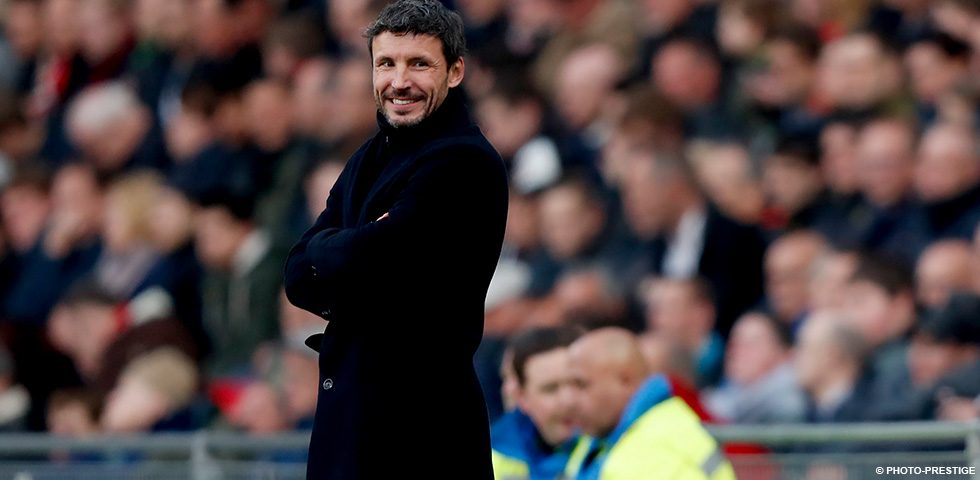 "Van Bommel: ""PSV are a solid team"""