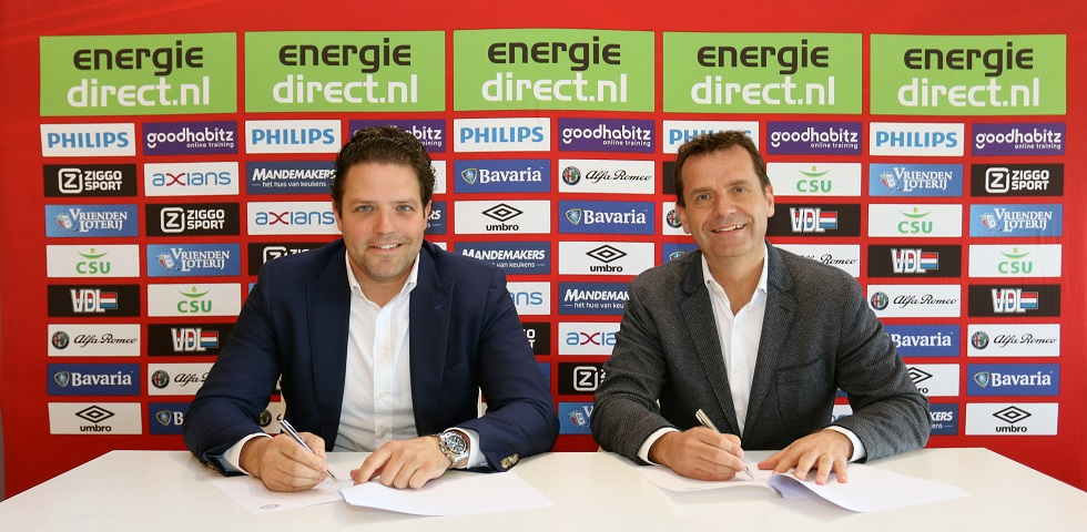 Kupers Touringcars blijft Official Supplier PSV