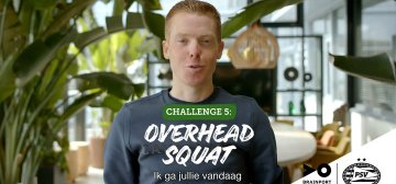 Jumbo Work Out | Overhead Squat