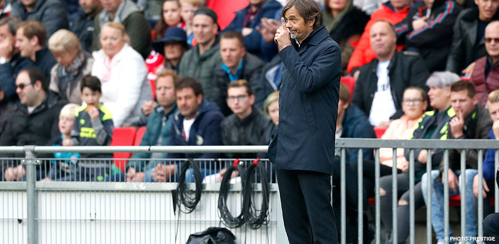 "Cocu: ""The players did what we asked them"""