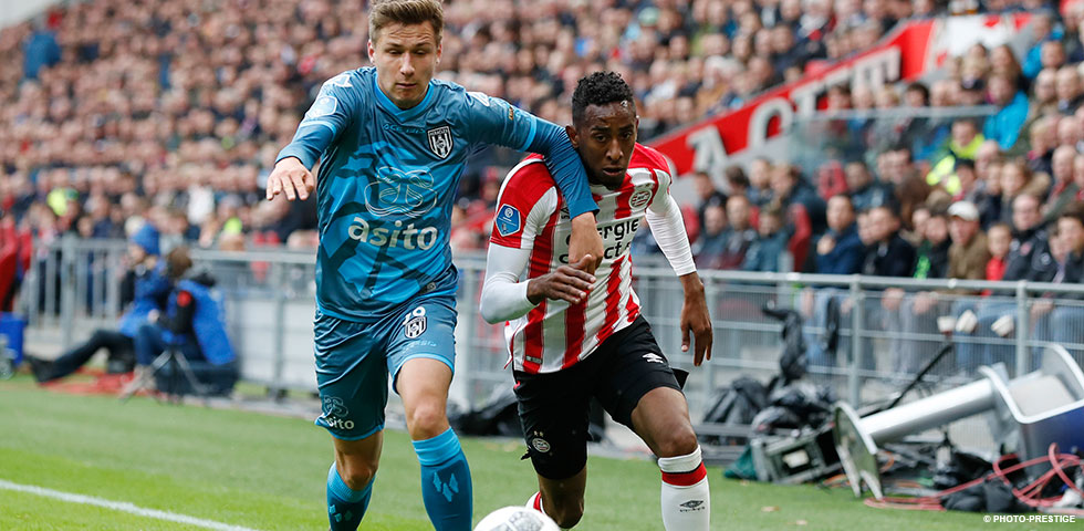 Facts & figures on Heracles Almelo v PSV