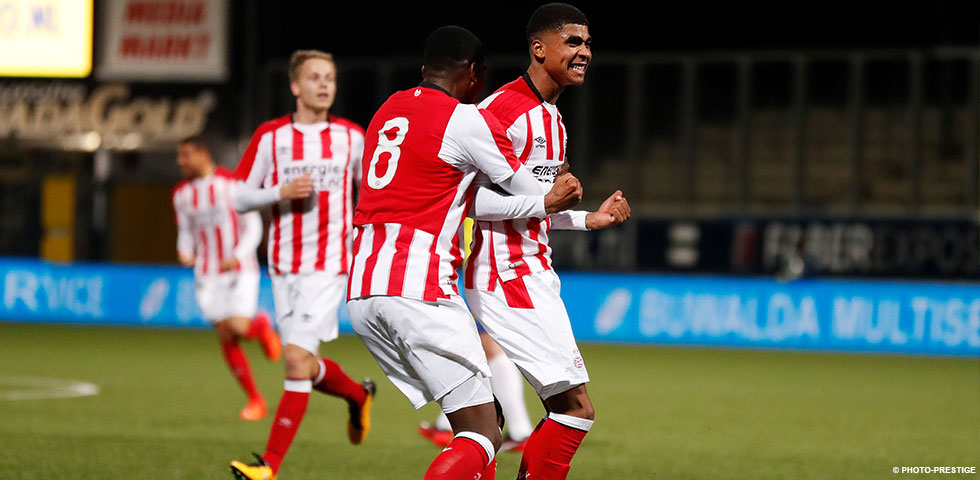 Duarte goal earns PSV U21 a 1-0 win at SC Cambuur