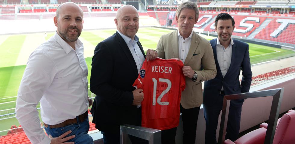 Keiser Europe Official Supplier PSV