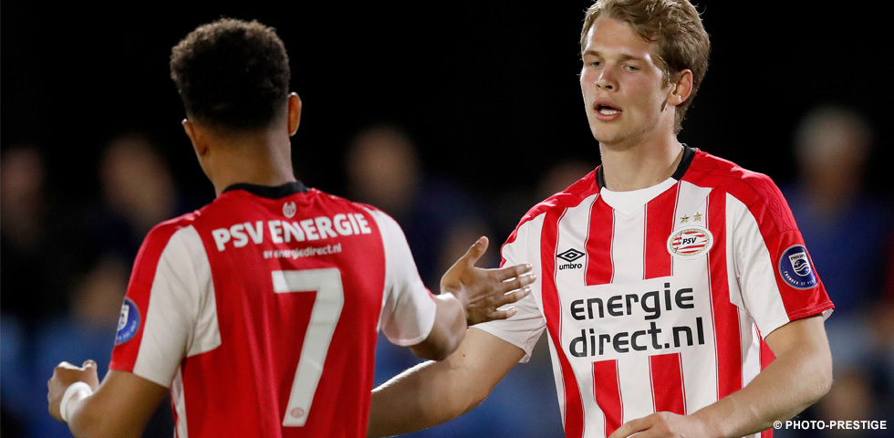 PSV U21 run out winners in last home game of the season