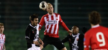 PSV U21 and MVV share points in 0-0 draw