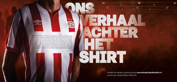 Brainport Eindhoven removes name from PSV shirt
