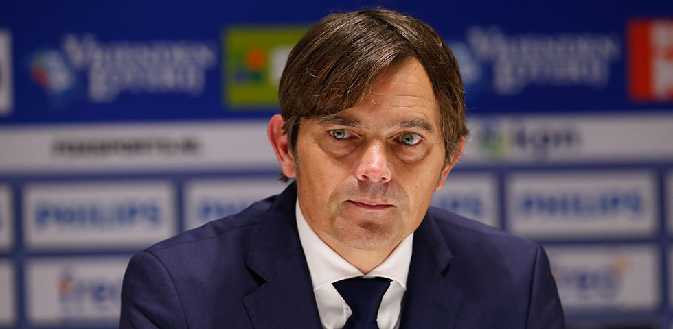 Cocu´s post-match reaction to 2-1 win