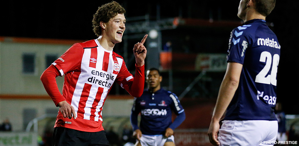 PSV U21 add to Helmond Sport's woes with a 3-0 win