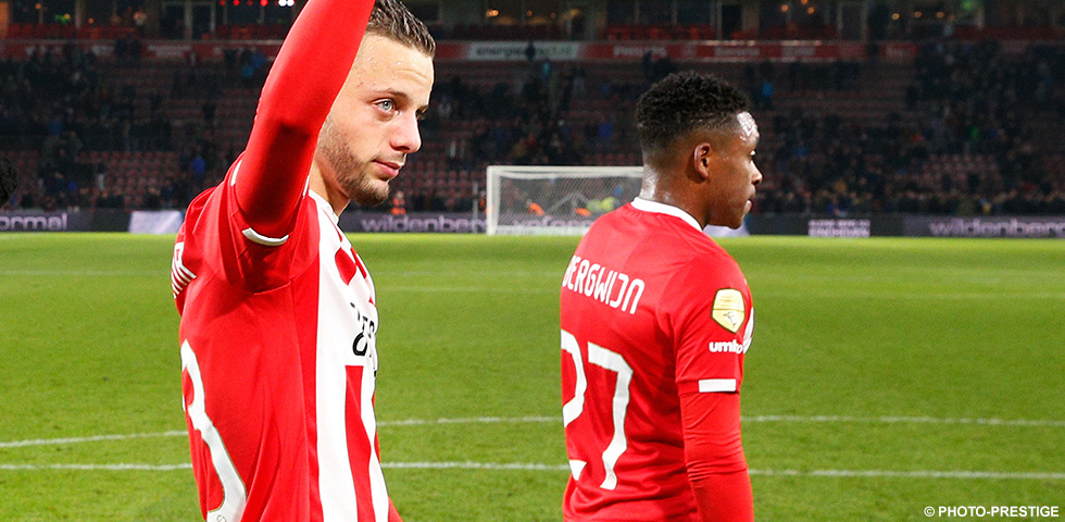 PSV v Ajax team news
