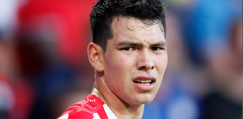 Lozano returns to starting XI