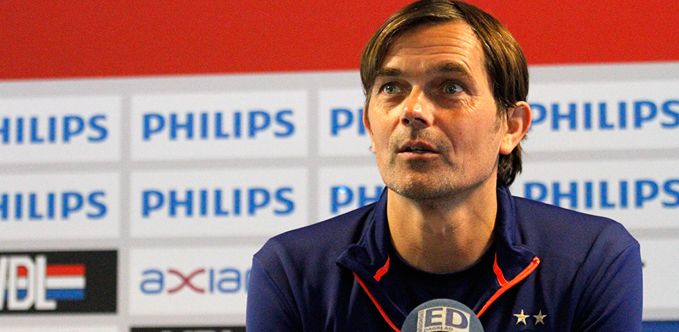 Cocu has a full-strength squad to choose from
