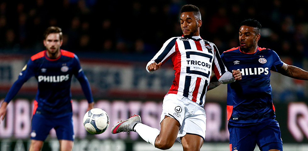 PSV drop precious points in 2-2 draw at Willem II
