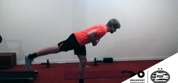PSV Work Out | Single leg Deadlift