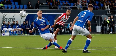 PSV U21 draw 2-2 with FC Den Bosch in opening game