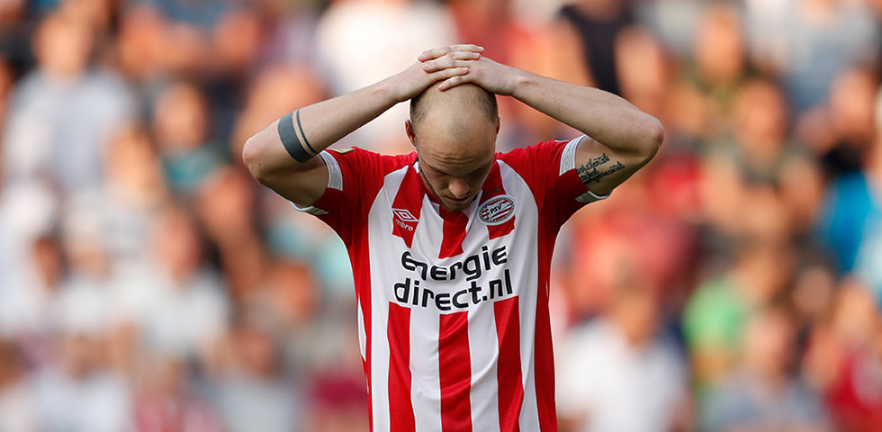 PSV lose Dutch Super Cup on penalties