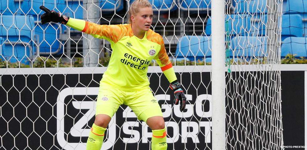 Steen stopt bij PSV Vrouwen