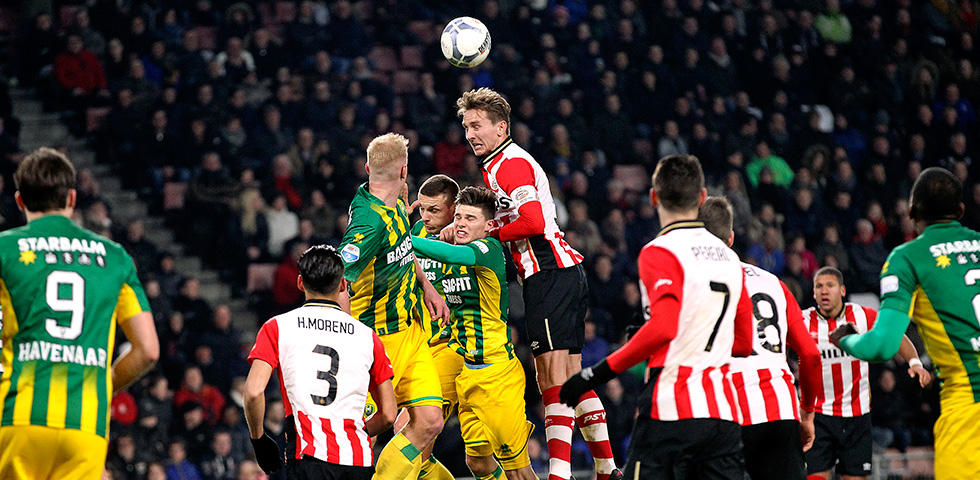 Gallery: PSV 2-0 ADO in pictures