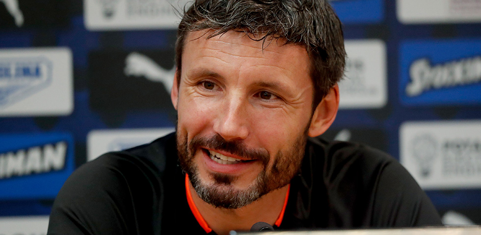 Van Bommel: 'It's not over yet'