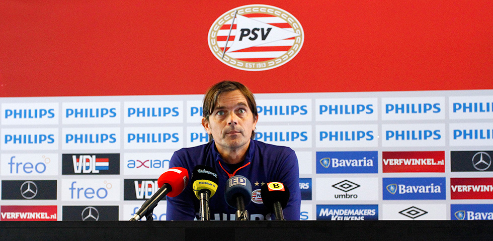 Cocu: 'A shocking situation, but we must stay focused'