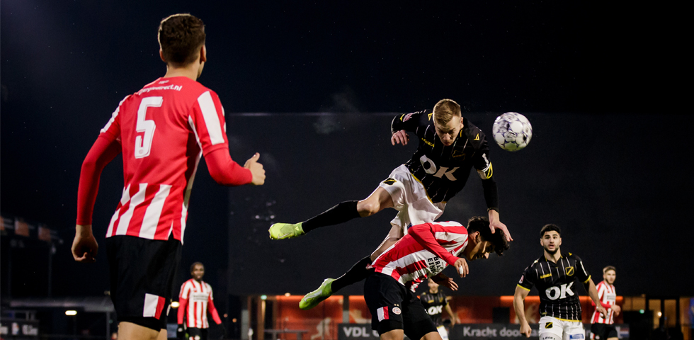 PSV U21 suffer 3-1 defeat against NAC Breda