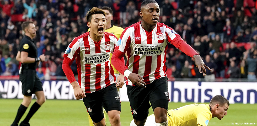 PSV record 4-1 win over VVV-Venlo