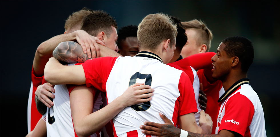 PSV U21 returned to winning ways