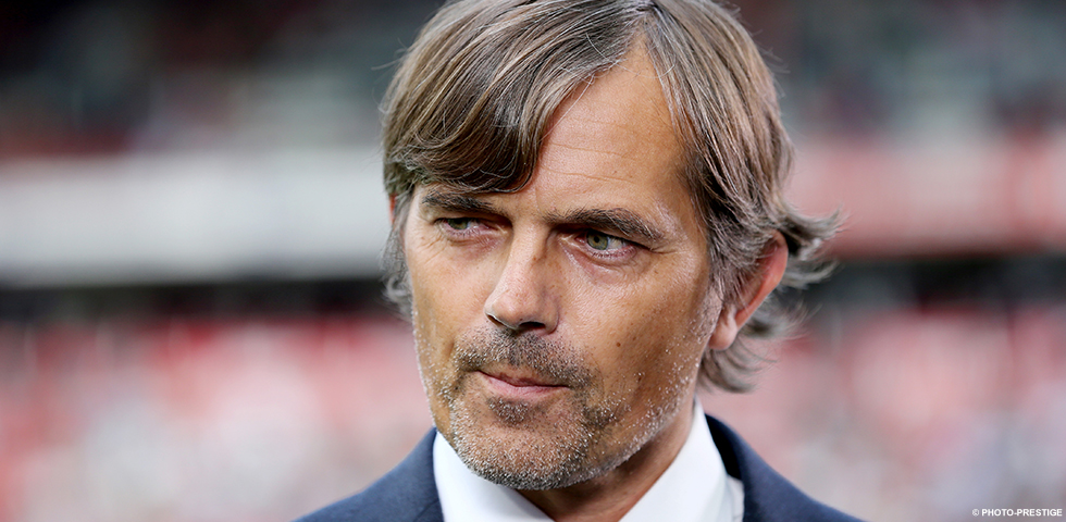 Cocu thoroughly enjoys PSV's 3-2 win over AZ