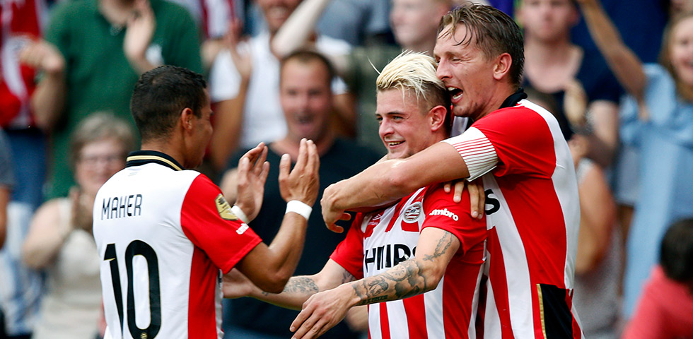 PSV came from behind to beat Feyenoord 3-1