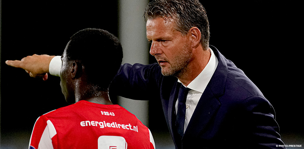 Beloftentopper week voor PSV - Ajax