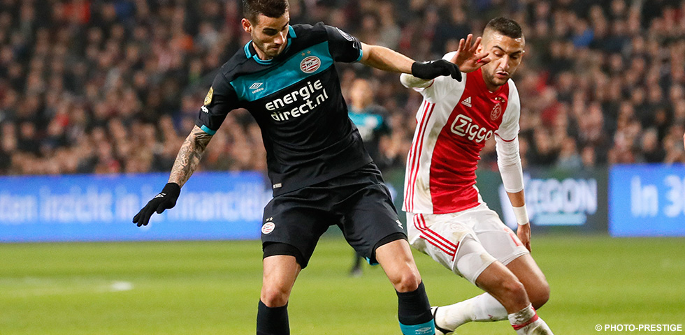 European game may affect PSV v Ajax game