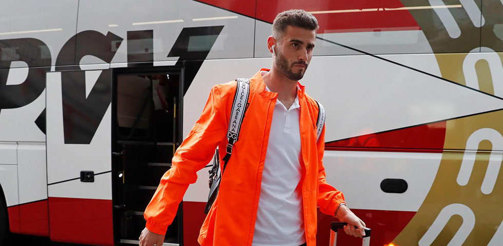 Pereiro and Sainsbury start against FC Twente