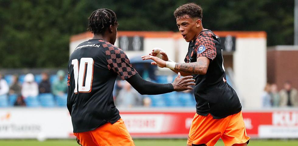 PSV nl - PSV O19 speelt ook gelijk tegen FC Kopenhagen