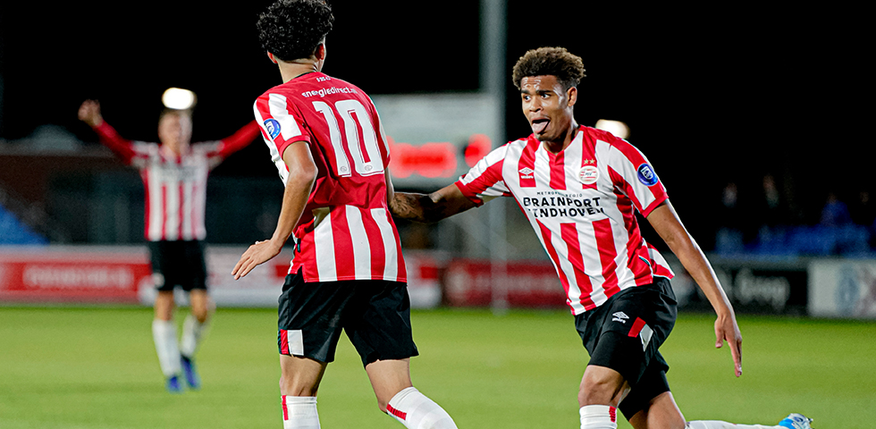 Ledezma steers PSV U21 to a 3-2 comeback win over AZ