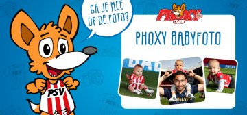 Kom naar de Phoxy Babyfoto in september