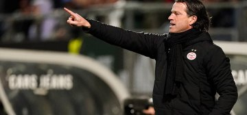 """We aim to climb higher on the Eredivisie table"""
