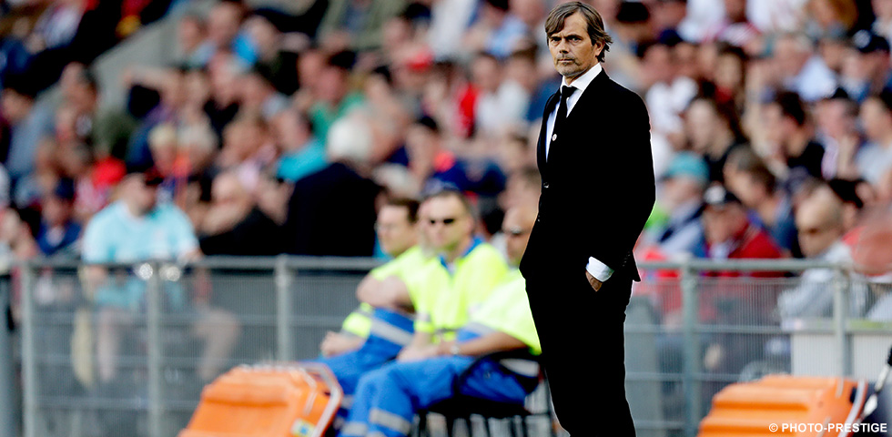 "Cocu: ""A win is the best medicine'"